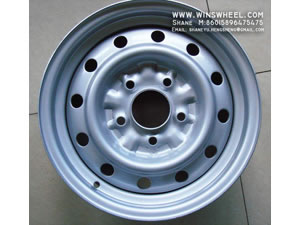 Snow Steel Wheel Rim
